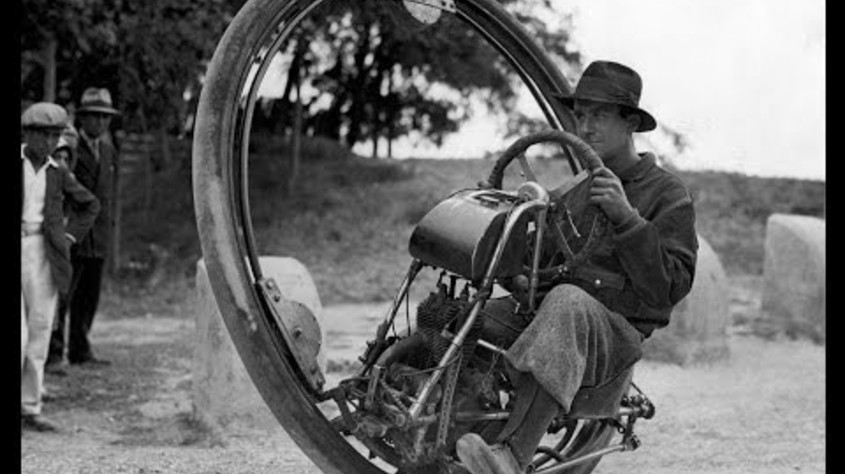 Top 25 Crazy Old Inventions