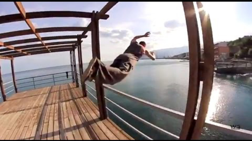 High level of Parkour & Freerunning | RUSSIA 2014