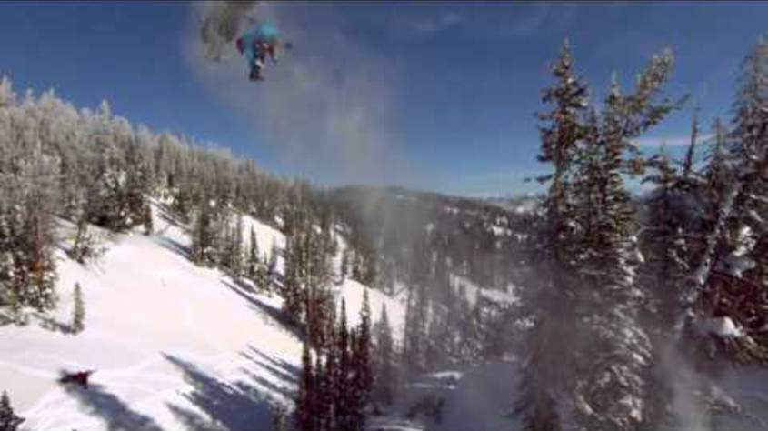 Crazy Snowboarding Flips & Tricks 2013 HD